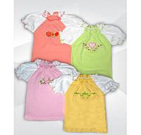 Блуза Крестьянка с  вышивкой на девочку   00998_SoF