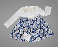 Красивое детское платье, в садик