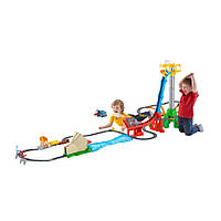 Трек фишер прайс Томас Fisher-Price Thomas and Friends TrackMaster Thoma´ Sky-High Bridge Jump