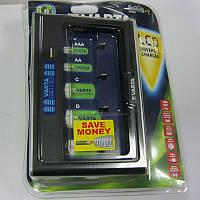 Зарядное устройство Varta LCD Universal Charger   726737