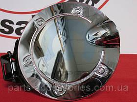 Dodge Durango 2004-09 хромовая крышка лючок бензобака Новый Оригинал