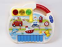Игрушка для детей музыкальная Lindo A 662 Волшебный город