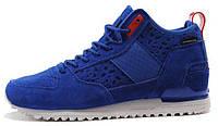 Мужские кроссовки Adidas Originals Runner (Адидас Ориджинал) синие