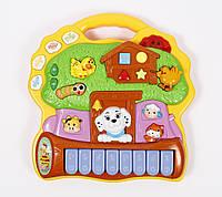 Игрушка для детей музыкальная Lindo A 663 Веселая ферма