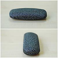 Футляр для очков черный с рисунком, фото 1