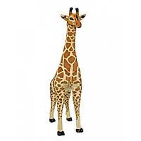 Огромный плюшевый жираф, 1,40 м - Melissa & Doug