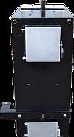 Котел пиролизный твердотопливный Бизон 20 кВт (газогенераторный)