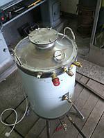 Параводяной котел на 50 литров, дистиллятор  ПВК50