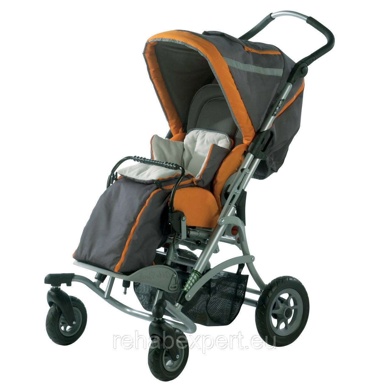 Специальная Прогулочная Коляска для Реабилитации Детей Otto Bock Kimba Spring Special Needs Stroller