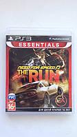 Видео игра Need for Speed: The RUN (PS3) pyc.