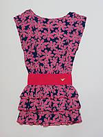 Летнее платье для девочек Украина 122р-140р
