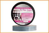 N-Flex Tape - самоклеящаяся лента из синтетического каучука