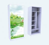 Шкаф Нежность комбинированный