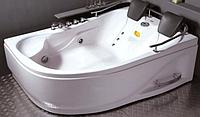 Ванна угловая с гидро-аэромассажем Appollo АТ-919-А (1800*1240*660) правая