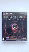 Resident Evil: revelations 2 (PS3) pyc.