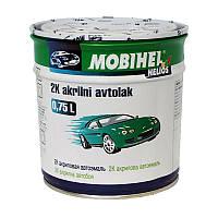 295 Сливочно-белая  Автоэмаль 2К акриловая Mobihel двухкомпонентная 0.75л.