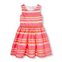 Яркое красивое платье childrensplace