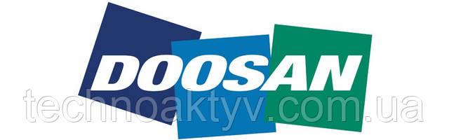 Логотип бренда Doosan