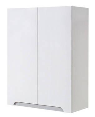 Шкаф навесной для ванной комнаты Симпл-Металлик 60-02 ПИК, фото 2