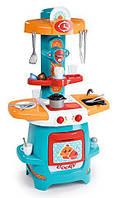 Игровая детская кухня c раздвижной столешницей Cooky Smoby 310705