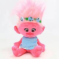 Мягкая игрушка Тролль Розочка 00417-91