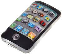 Подушка Iphone Черная, фото 1
