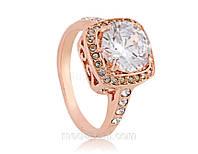 Кольцо «Алмаз Императрицы» с большим кристаллом Сваровски, купить