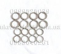 Седло клапана ГАЗ-53 впуск - выпуск (к-т 16шт)