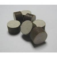 Пыжи древесноволокнистые неосаленные под ПЛАСТИКОВУЮ гильзу (200 шт)
