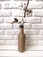 Бутылка декорированная (Brown)