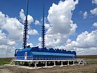 Модульная котельная установка БМВКУ.
