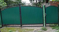 Ворота кованые Захра