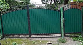 Ворота ковані Захра, Захра плюс