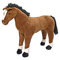 Гигантская плюшевая лошадь, 1 м - Melissa & Doug