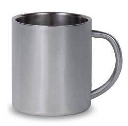 Кружка металлическая на 300мл