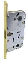 Корпус замка основной под ручку для межкомнатных дверей магнитный mediana polaris wc b04102.50.03 латунь Agb