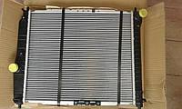 Радиатор охлаждения паяный Aveo Корея