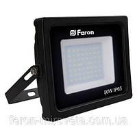 Прожектор світлодіодний Feron LL-550  50W чорний