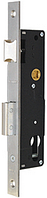 Корпус замка для профильных дверей Profile Lock 726 (25/92) SS нержавеющая сталь Santos