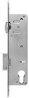 Корпус замка для профильных дверей роликовый ZW 300 R (90/35) Gerda
