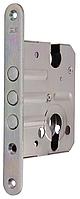 Корпус замка дополнительный цилиндровый Z200 никель Lob