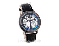Часы «Дерево жизни», женские наручные сенсорные светодиодные часы, купить
