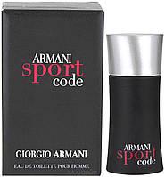 Мужские духи Giorgio Armani Code Sport (Армани код спорт)