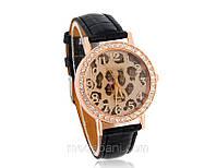 Часы «Приручение леопарда», женские кварцевые часы, купить, фото 1