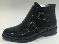 Ботинки для девочки. детская подростковая обувь 33 34 35 37
