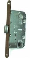 Корпус замка основной под ручку для межкомнатных дверей Mediana Evolution WC B.01102.50.22 бронза Agb