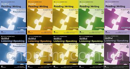 Skillful Reading and Writing Level 1 Student's Book + Digibook (Учебник по чтению + цифровая версия, A2), фото 2
