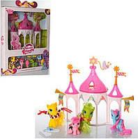 Игрушечный сказочный замок для Пони My Little Pony (Pegasus)