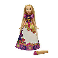 Модная кукла Рапунцель Принцесса в юбке с проявляющимся принтом