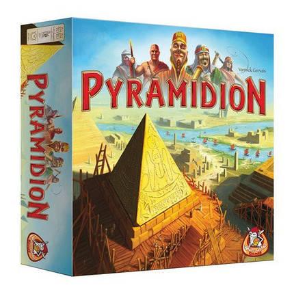 Настольная игра Pyramidion (Пирамида), фото 2